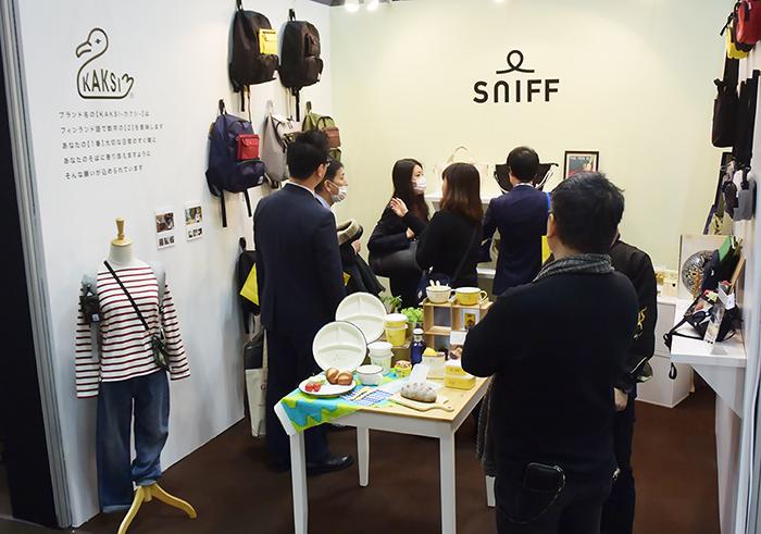 KAKSI SNIFF 東京ギフトショー2018